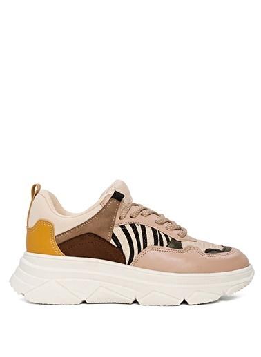 Nemesis Shoes Spor Ayakkabı Bej